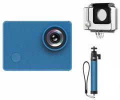 Экшн-камера Xiaomi Seabird 4K Action Camera Set (Blue)