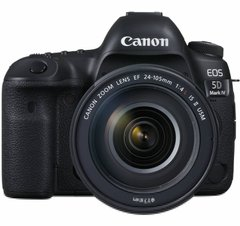 Зеркальный фотоаппарат Canon EOS 5D Mark IV kit (24-105mm f/4) L II IS USM
