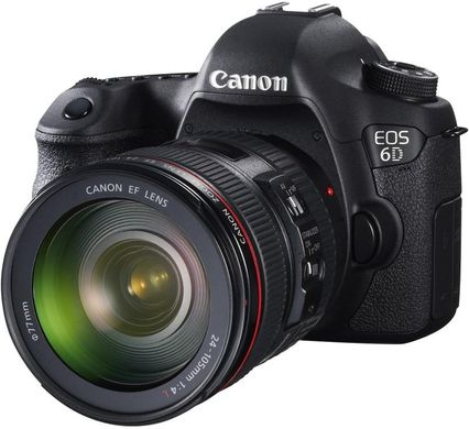 Зеркальный фотоаппарат Canon EOS 6D kit 24-105mm f/4 IS L II