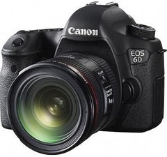 Canon EOS 6D kit (24-70mm f/4 IS L)