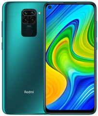 Xiaomi Redmi Note 9 3/64Gb (Forest Green)
