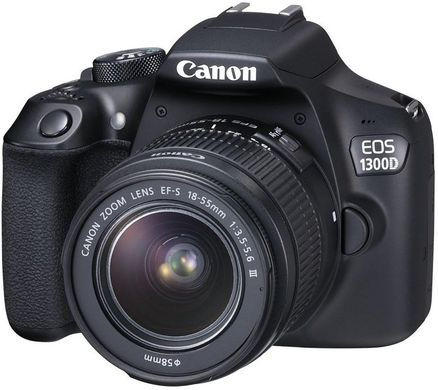 Canon EOS 1300D kit (18-55mm) EF-S DC III (UA)