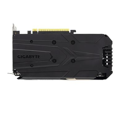 Видеокарта Gigabyte GeForce GTX 1050 Ti Windforce OC 4G GV-N105TWF2OC-4GD
