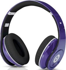 Beats by Dr. Dre Studio Purple
