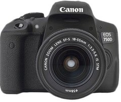 Canon EOS 750D kit (18-55mm) EF-S IS STM